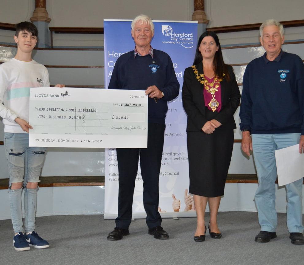 Herefordshire Grant Funding