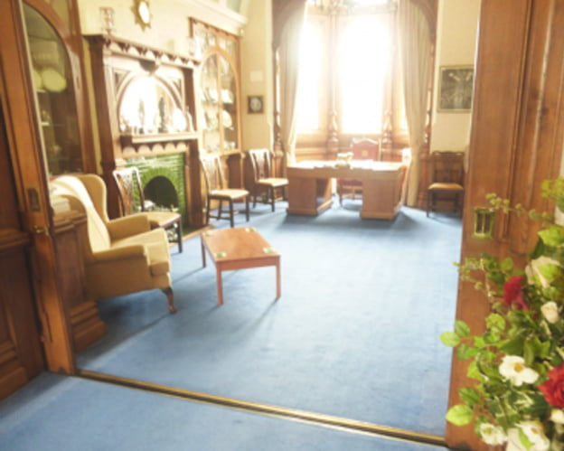 Hereford City Council Hall Mayors Parlour