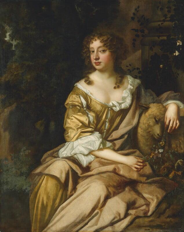 Nell Gwyn by Sir Peter Lely