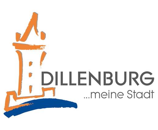Dillenburg Town, Germnay Logo