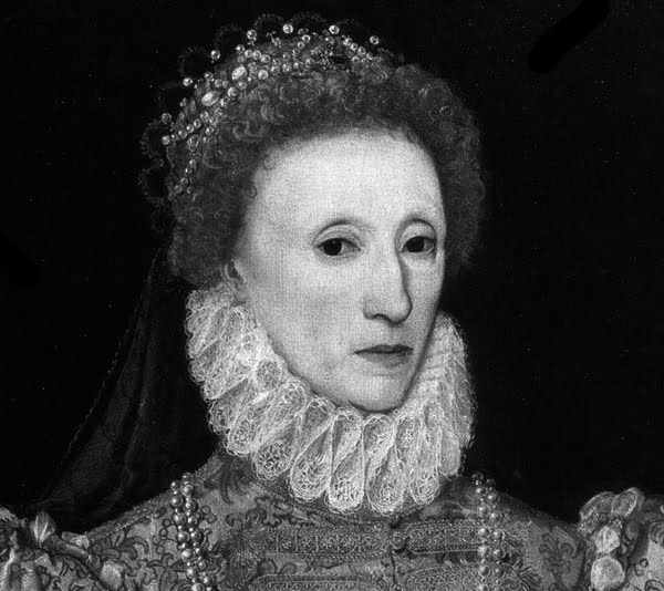 Queen Elizabeth the First