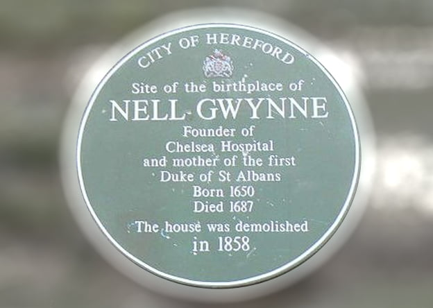 City Of Hereford Plate