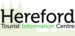 Hereford Tourist Information Logo