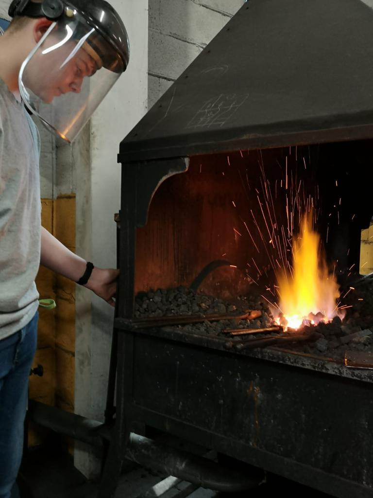 Blacksmithing 2