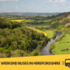 FREE Bus Travel in Herefordshire on Weekends